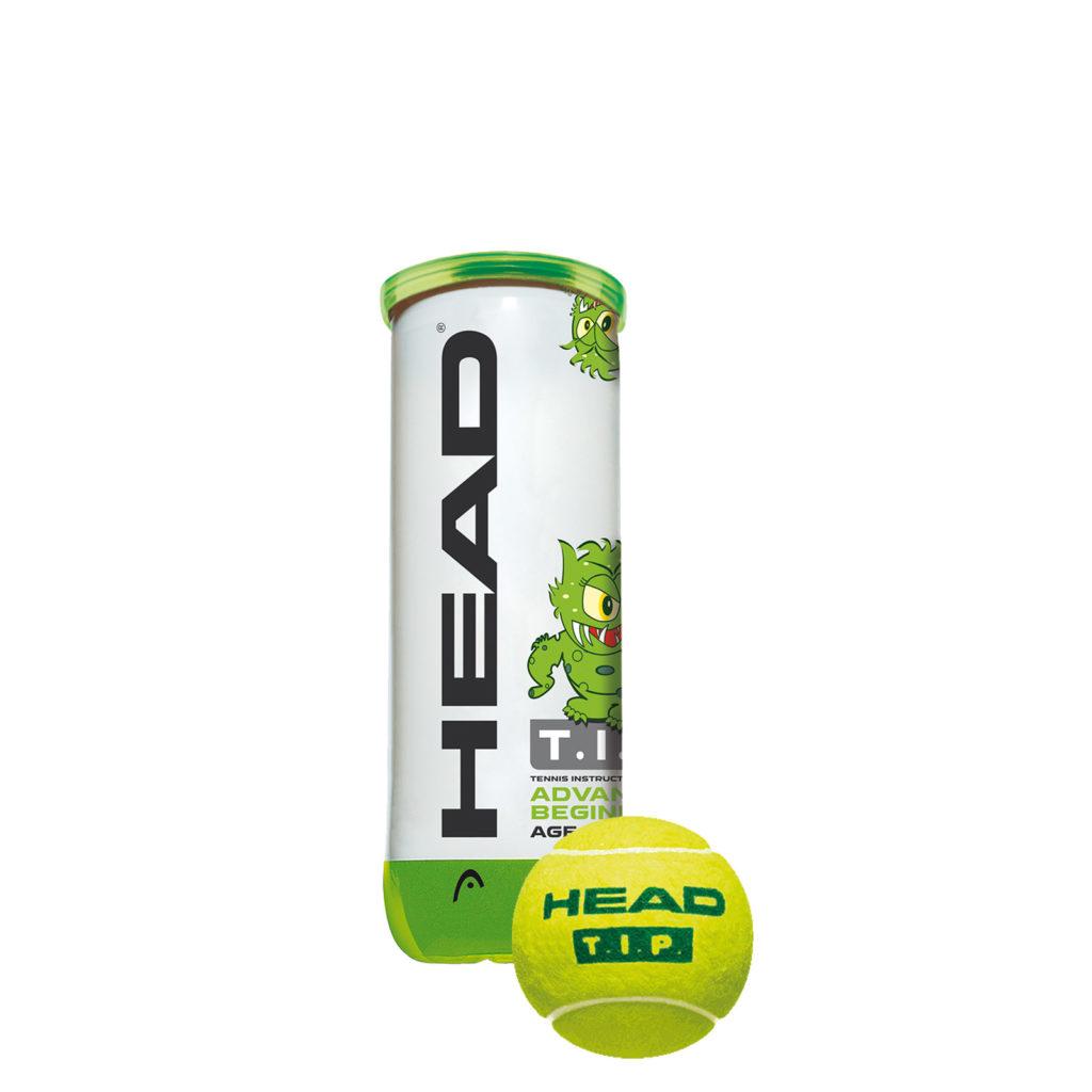 HEAD T.I.P. GREEN
